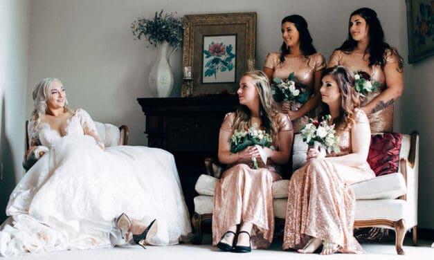 Nenáročné svatební hry