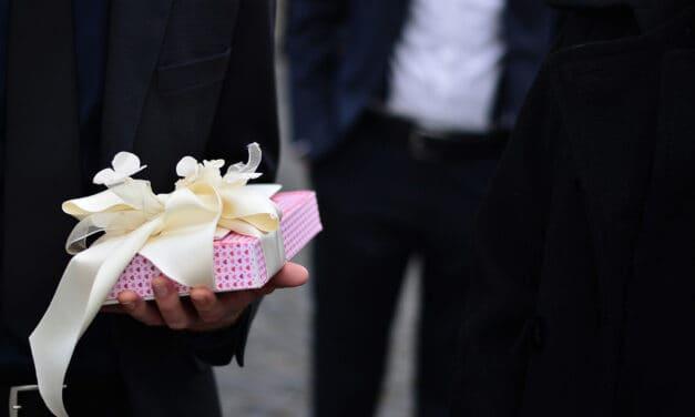 Originální svatební dar: Jak na to? Nech se inspirovat