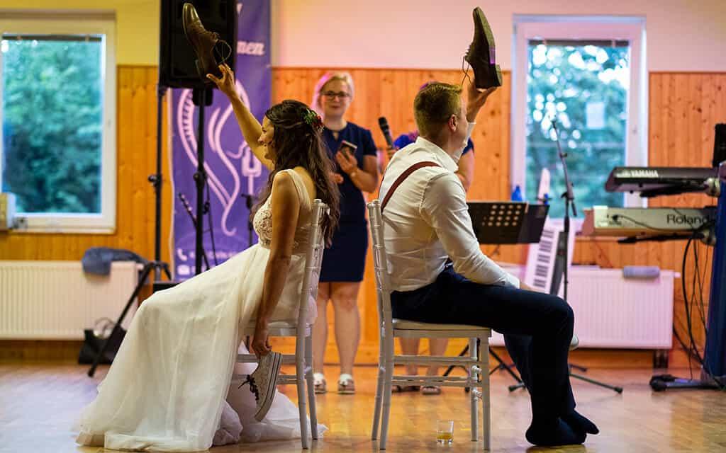 Svatební kvíz: Vtipné otázky pro novomanžele