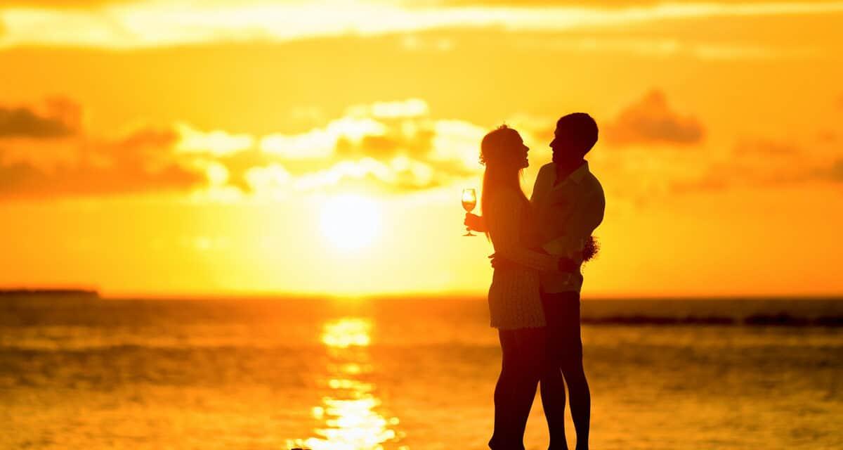 Svatební cesta 2020: Koupání, brusle a kempování v Německu