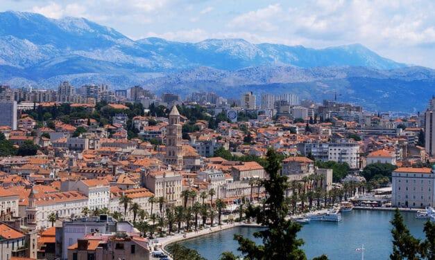 Čtyřmi smysly na svatební cestě v Chorvatsku