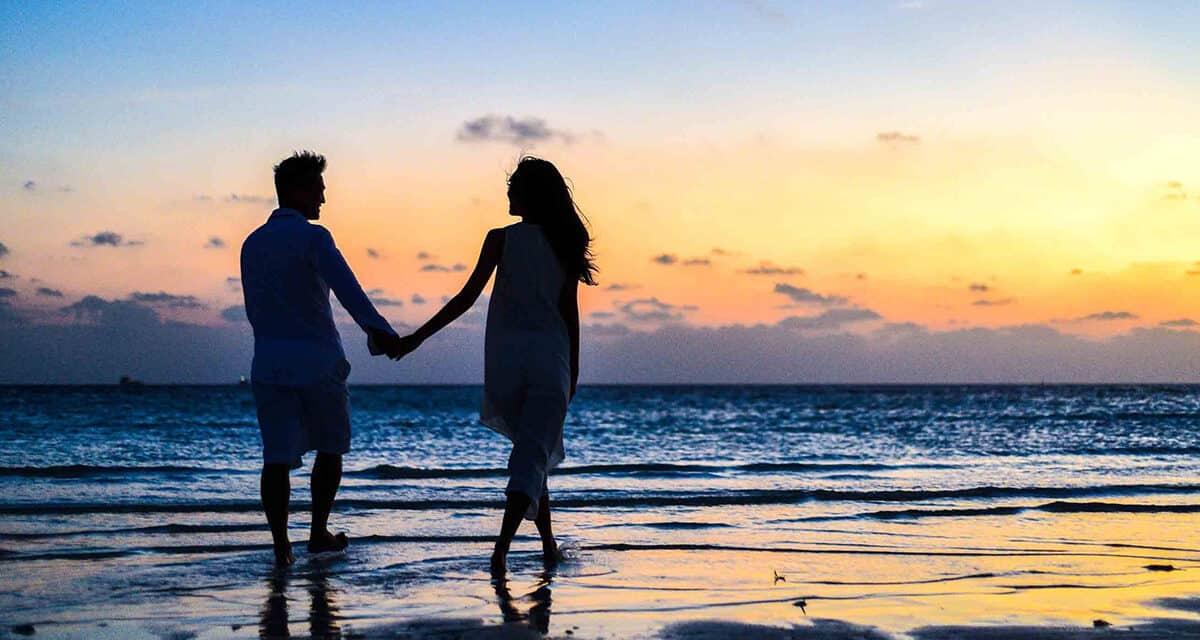 3 tipy na výběr svatební destinace