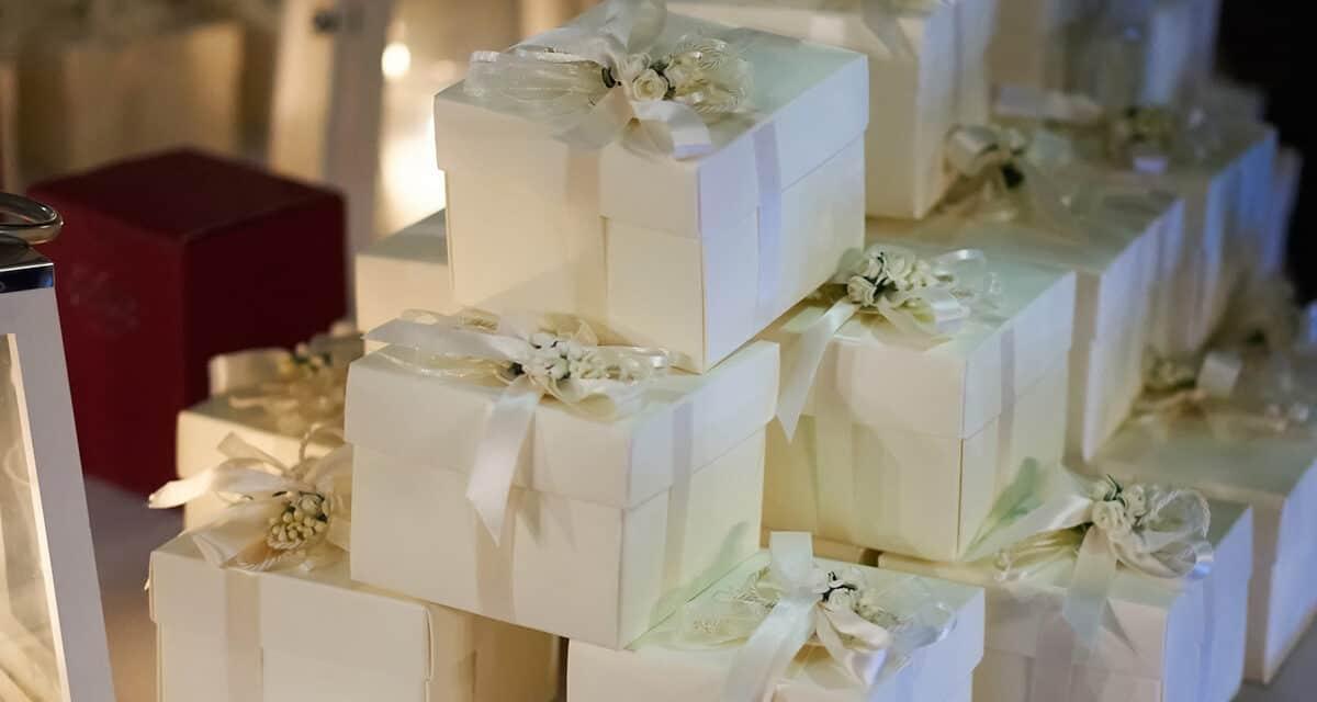 Dárky pro svatební hosty: Originální poděkování