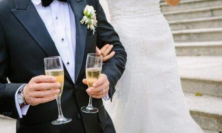 Svatební přípitek – co vše k němu patří