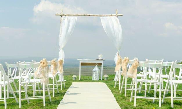Největší a nejdůležitější dekorace na svatbu?