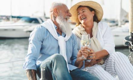Jak oslavit výročí svatby? Vsaď na relax a milé dárky