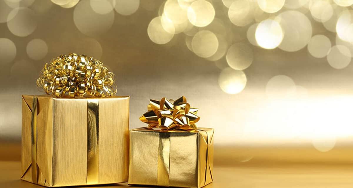 Zlato jako dárek ke svatbě: Symbol významných životních chvil